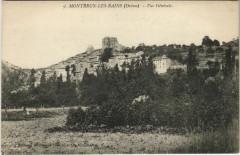 Montbrun les Bains Vue generale France - Montbrun-les-Bains