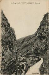 Les Gorges de St.Vincent de Charpey France - Charpey