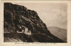 Env de Die Col du Rousset, Le refuge France - Die
