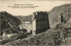 Joncheres La Gare et la Vallee de l'Allier France - Jonchères