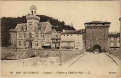 Chabeuil L'Entree et l'Hotel de Ville France - Chabeuil