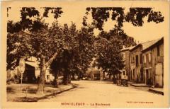 Montéléger - Le Boulevard - Montéléger