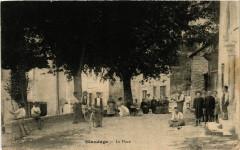 Glandage - La Place - Glandage