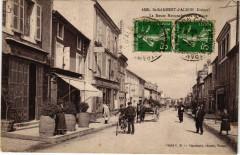 Saint-Rambert d'Albon - La Route Nationale - Saint-Rambert-d'Albon