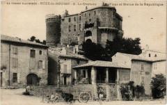Suze la Rousse - Le Chateau - Suze-la-Rousse