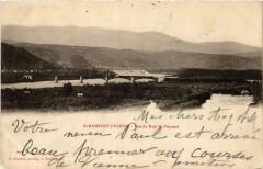 Saint-Rambert d'Albon - Vue du Pont de Peyraud - Saint-Rambert-d'Albon