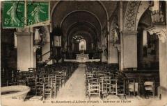 Saint-Rambert d'Albon - Interieur de l'Eglise - Saint-Rambert-d'Albon