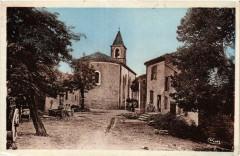 Saint-Auban sur l'Ouveze - L'Eglise - Saint-Auban-sur-l'Ouvèze