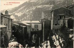 La Rochebaudin - Le Vieux Pont - Rochebaudin