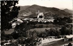Pierrelongue - Vue générale - La Chapelle - Pierrelongue