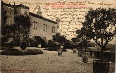 Monteleger - La Terrasse du Chateau - Montéléger