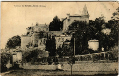 Chateau de Monteleger - Montéléger