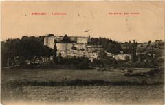 Monteleger - Vue générale - Montéléger