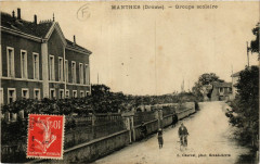 Manthes - Groupe scolaire - Manthes