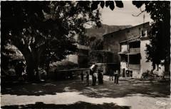 La Motte Chalancon - La Place du Bourg - Chalancon