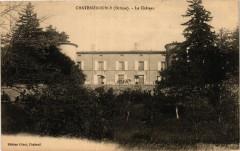 Chateaudouble - Le Chateau - Châteaudouble