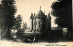 Chateau de Montelier pres Valence Propiete du Comte Louis de Mont - Montélier