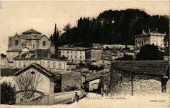 Chabeuil - Vue générale - Chabeuil