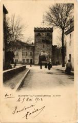 Beaumont-les-Valence - La Tour - Beaumont-lès-Valence