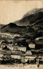 Chatillon-en-Diois - Vue générale et le Mont Glandaz (Alt 2045 m) - Châtillon-en-Diois