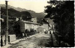 Chatillon-en-Diois - Entrée du Pays - Châtillon-en-Diois
