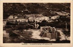 Sahune - La nouvelle Eglise le 23 octobre 1931 - Sahune