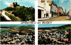 Amberieu en Bugey - Ambérieu-en-Bugey