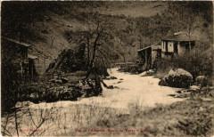 Vue de l'Albarine Route de Tenay a Chaley - Tenay