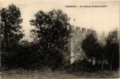 Verizieu Le Chateau de Saint-André - Izieu