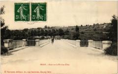 Priay Pont sur la Riviere d'Ain - Priay