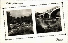 Priay Le Pont sur l'Ain Un beau site de Camping - Priay