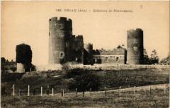 Priay Chateau de Richemont - Priay