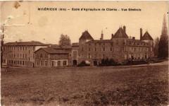 Miserieux Ecole d'Agriculture de Cibeins - Misérieux