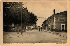 Marlieux Place du Marché et Grande Rue - Marlieux