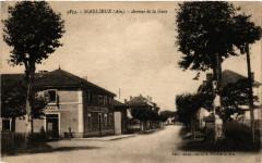 Marlieux Avenue de la Gare - Marlieux