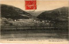 Lhuis Saint-Martin Le Creux du Nant - Lhuis