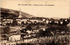 Coligny Coligny-le-haut Vue d'ensemble - Coligny