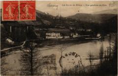 Chanay Les Bords du Rhone Vue générale du Parc - Chanay