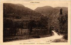 Chanay Environs Les Gorges de la Dorches - Chanay