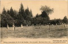 Abbaye Cistercienne de N D. des Dombes Marlieux 4 kil. - Marlieux