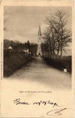 Montagnat Eglise de Montagnat prés Bourg - Montagnat