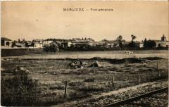 Marlieux Vue générale - Marlieux