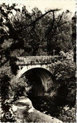 Environs de Champagne-en-Valromey Le Pont de la Laverge - Champagne-en-Valromey