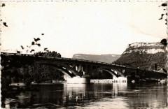 Bregnier-Cordon Le Pont de Cordon - Brégnier-Cordon