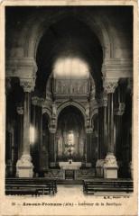 Ars-sur-Formans Interieur de la Basilique - Ars-sur-Formans