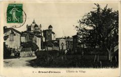 Ars-sur-Formans L'Entrée du Village - Ars-sur-Formans