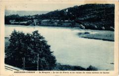 Brégnier-Cordon La Bruyere Le Lac du Pluvie - Brégnier-Cordon