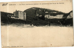 Torcieu La Tour,ancienne maison de plaisance des Ducs de Savoie - Torcieu