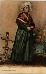 VALLOIREs - Maurienne - Costume de Maurienne - VALLOIREs - Valloire