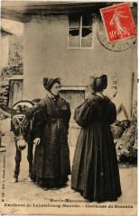 Lanslebourg - Env. - Costumes de Bessans - Haute-Maurienne - Bessans